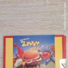 Videojogos e Consolas: ZANY GOLF-COMMODORE AMIGA-DRO SOFT-ELECTRONIC ARTS-AÑO 1988-ESTUCHE CARTÓN-V.ESPAÑA. Lote 168322772