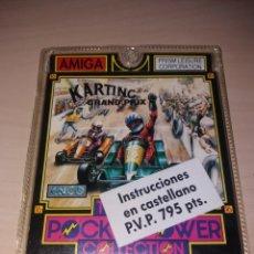 Videojuegos y Consolas: KARTING GRAND PRIX - AMIGA. Lote 176830773