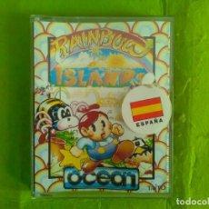 Videojuegos y Consolas: AMIGA RAINBOW ISLAND ESPAÑO. Lote 177129270