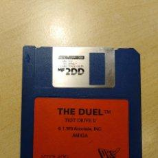 Videojuegos y Consolas: AMIGA 500. JUEGO. THE DUEL TEST DRIVE II. ACCOLADE. Lote 180923177