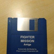 Videojuegos y Consolas: AMIGA 500. JUEGO. FIGHTER MISSION. PRISM LEISURE CORPORATION.. Lote 180923393