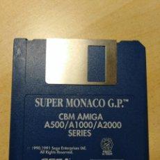 Videojuegos y Consolas: AMIGA 500. JUEGO. SUPER MONACO G.P.. Lote 180923773