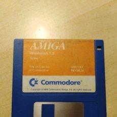 Videojuegos y Consolas: AMIGA 500. WORKBENCH 1.3. SPAIN VER.1.3.2. Lote 180924145