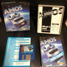 Videojuegos y Consolas: PROGRAMA COMMODORE AMIGA AMOS 3D. Lote 180946177