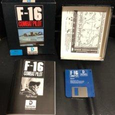 Videojuegos y Consolas: JUEGO COMMODORE AMIGA F16. Lote 180946315