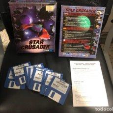 Videojuegos y Consolas: JUEGO COMMODORE AMIGA STAR CRUSADER. Lote 180946883
