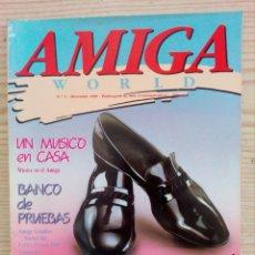 Jeux Vidéo et Consoles: REVISTA AMIGA WORLD - NUMERO 5. Lote 189651588