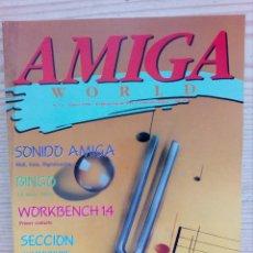 Videojogos e Consolas: REVISTA AMIGA WORLD - NUMERO 6. Lote 189651601
