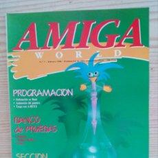 Videojogos e Consolas: REVISTA AMIGA WORLD - NUMERO 7. Lote 189651625