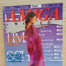 Videojogos e Consolas: REVISTA AMIGA WORLD - NUMERO 8. Lote 189651638