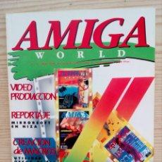 Videojogos e Consolas: REVISTA AMIGA WORLD - NUMERO 9. Lote 189651667