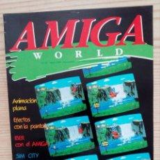Videojogos e Consolas: REVISTA AMIGA WORLD - NUMERO 10. Lote 189651683