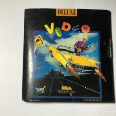 Videojuegos y Consolas: JUEGO VIDEO DELUXE PARA COMMODORE AMIGA. Lote 189931376