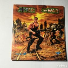 Videojuegos y Consolas: JUEGO COMMODORE AMIGA AFTER THE WAR. Lote 189933546