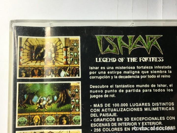 Videojuegos y Consolas: JUEGO COMMODORE AMIGA ISHAK LEGEND OF THE FORTRESS - Foto 3 - 189934032