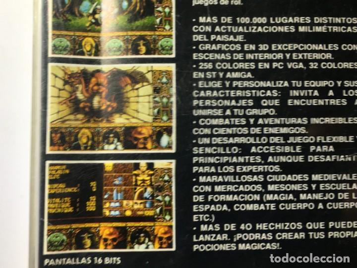Videojuegos y Consolas: JUEGO COMMODORE AMIGA ISHAK LEGEND OF THE FORTRESS - Foto 4 - 189934032