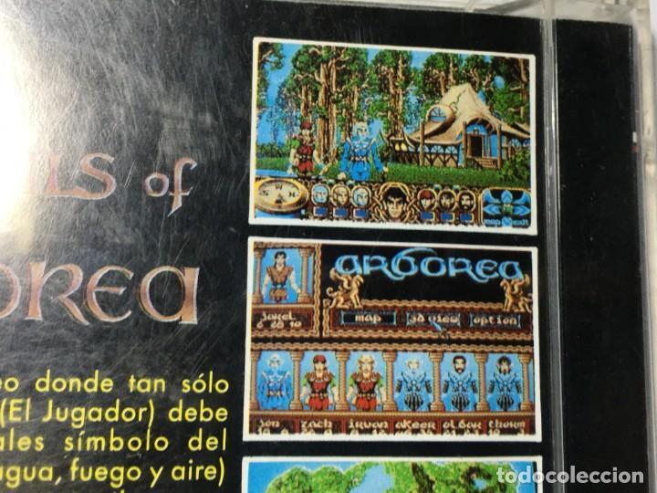 Videojuegos y Consolas: JUEGO COMMODORE AMIGA CRYSTALS OF ARBOREA - Foto 4 - 189934385