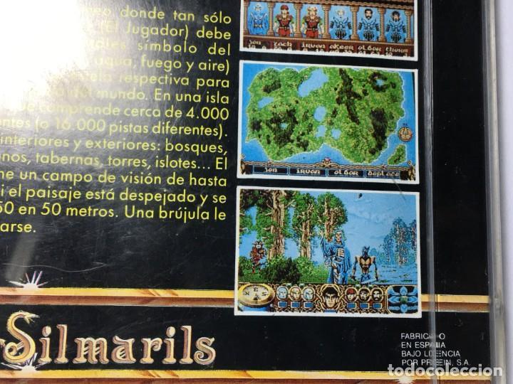 Videojuegos y Consolas: JUEGO COMMODORE AMIGA CRYSTALS OF ARBOREA - Foto 5 - 189934385