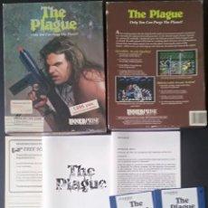 Jeux Vidéo et Consoles: THE PLAGUE JUEGO PARA AMIGA 500-100-2000. Lote 196109750