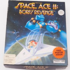 Videojogos e Consolas: SPACE ACE II - 1991 - PERFECTO ESTADO. Lote 196605442