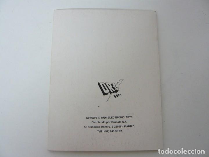 Videojuegos y Consolas: Deluxe Paint 2 y manual español / Commodore Amiga / Retro Vintage / disco - diskette - disquete - Foto 2 - 197467463