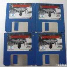 Videojuegos y Consolas: TORNADO / COMMODORE AMIGA / RETRO VINTAGE / DISCO - DISKETTE - DISQUETE. Lote 197468598