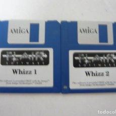 Videojuegos y Consolas: WHIZZ / COMMODORE AMIGA / RETRO VINTAGE / DISCO - DISKETTE - DISQUETE. Lote 197468718