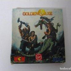 Jeux Vidéo et Consoles: GOLDEN AXE / CAJA CARTÓN / COMMODORE AMIGA / RETRO VINTAGE / DISCO - DISKETTE - DISQUETE. Lote 197469355