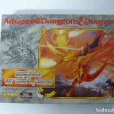 Videojuegos y Consolas: HEROES OF THE LANCE / CAJA CARTÓN / COMMODORE AMIGA / RETRO VINTAGE / DISCO - DISKETTE - DISQUETE. Lote 197469557