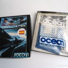 Jeux Vidéo et Consoles: RETALIATOR F29 F-29 - JUEGO AMIGA COMPLETO - OCEAN 1989. Lote 199673818