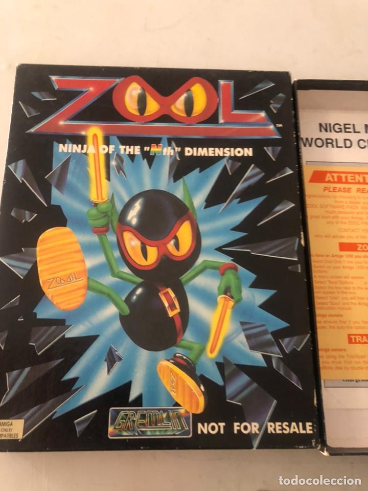 Videojuegos y Consolas: Juego zool amiga - Foto 2 - 204171391
