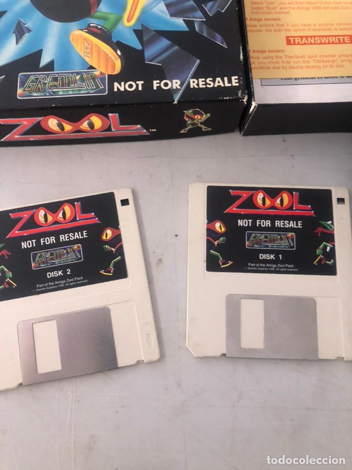 Videojuegos y Consolas: Juego zool amiga - Foto 3 - 204171391