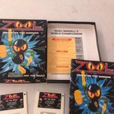 Videojuegos y Consolas: JUEGO ZOOL AMIGA. Lote 204171391