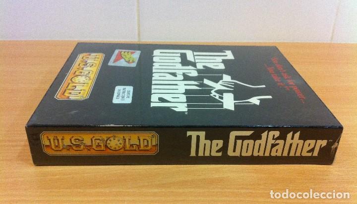 Videojuegos y Consolas: JUEGO PARA PC AMIGA DE US GOLD/ ERBE - THE GODFATHER - EL PADRINO (1991). EN CAJA CARTÓN PRECINTADA - Foto 5 - 143294470