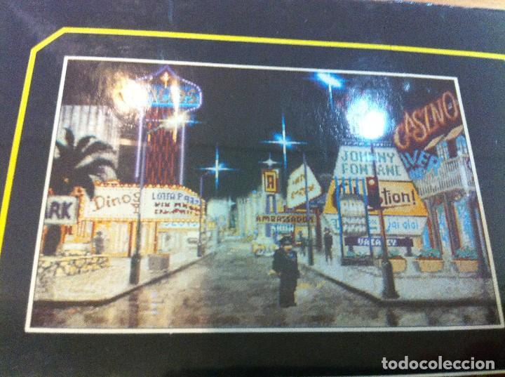 Videojuegos y Consolas: JUEGO PARA PC AMIGA DE US GOLD/ ERBE - THE GODFATHER - EL PADRINO (1991). EN CAJA CARTÓN PRECINTADA - Foto 7 - 143294470