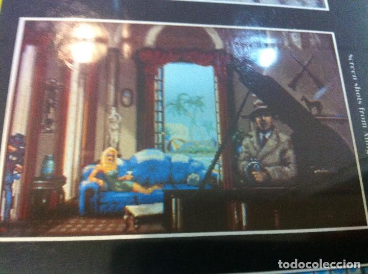 Videojuegos y Consolas: JUEGO PARA PC AMIGA DE US GOLD/ ERBE - THE GODFATHER - EL PADRINO (1991). EN CAJA CARTÓN PRECINTADA - Foto 8 - 143294470