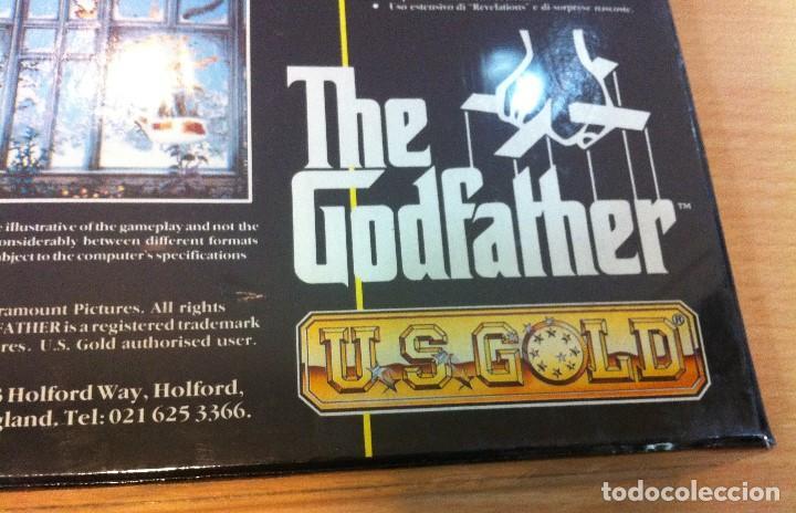 Videojuegos y Consolas: JUEGO PARA PC AMIGA DE US GOLD/ ERBE - THE GODFATHER - EL PADRINO (1991). EN CAJA CARTÓN PRECINTADA - Foto 11 - 143294470