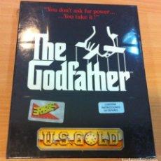 Videojuegos y Consolas: JUEGO PARA PC AMIGA DE US GOLD/ ERBE - THE GODFATHER - EL PADRINO (1991). EN CAJA CARTÓN PRECINTADA. Lote 143294470