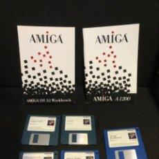 Videojuegos y Consolas: COMMODORE AMIGA OS 3.0 Y LIBROS 3.1. Lote 206540927