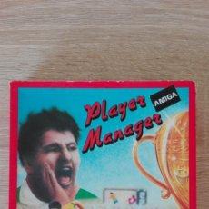 Jeux Vidéo et Consoles: PLAYER MANAGER-COMMODORE AMIGA-DINO DINI-ANCO SOFT-AÑO 1989-CAJA BOX-EN CASTELLANO **LOTE RESERVADO*. Lote 209817455