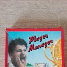 Videogiochi e Consoli: PLAYER MANAGER-COMMODORE AMIGA-DINO DINI-ANCO SOFT-AÑO 1989-CAJA BOX-EN INGLÉS.. Lote 209818556