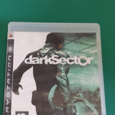 Jeux Vidéo et Consoles: JUEGO PS3, DARKSECTOR(SIN MANUAL). Lote 218786900