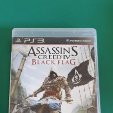 Videojuegos y Consolas: JUEGO PS3, ASSASSIN´S CREED 4 BLACK FLAG(COMPLETO). Lote 218787465