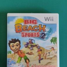Jeux Vidéo et Consoles: JUEGO WII, BIG BEACH SPORTS 2 (COMPLETO). Lote 218788670
