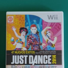 Jeux Vidéo et Consoles: JUEGO WII, JUST DANCE 2014 (COMPLETO). Lote 218789222