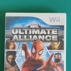 Jeux Vidéo et Consoles: JUEGO WII, ULTIMATE ALLIANCE (COMPLETO). Lote 218789271