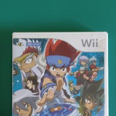 Jeux Vidéo et Consoles: JUEGO WII,BEYBLADE METAL FUSION (COMPLETO). Lote 218789321