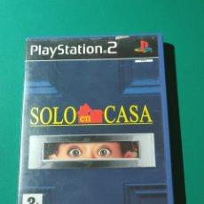 Jeux Vidéo et Consoles: JUEGO PS2-SOLO EN CASA(SIN MANUAL). Lote 219377895