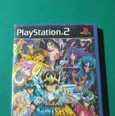 Jeux Vidéo et Consoles: JUEGO PS2- SAINTSEIYA LOS CABALLEROS DEL ZODIACO(SIN MANUAL). Lote 219378143