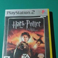 Videojuegos y Consolas: JUEGO PS2- HARRY POTTER Y EL CÁLIZ DE FUEGO(COMPLETO). Lote 219379852